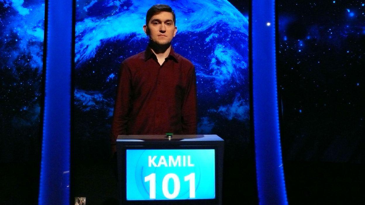 5 odcinek 111 edycji wygrał pan Kamil Jaworski, zdobywając 101 punktów w finale odcinka