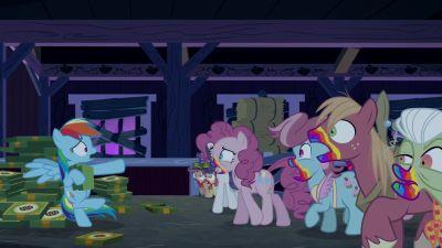 My Little Pony, seria VI: Dowcipna Rainbow Dash, odc. 15