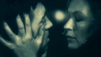 Włodzimierz Wysocki i Marina Vlady. Ostatni pocałunek.