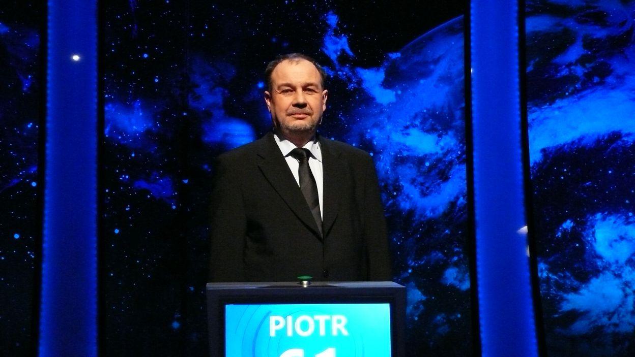 Piotr Biernat - zwycięzca 9 odcinka 101 edycji