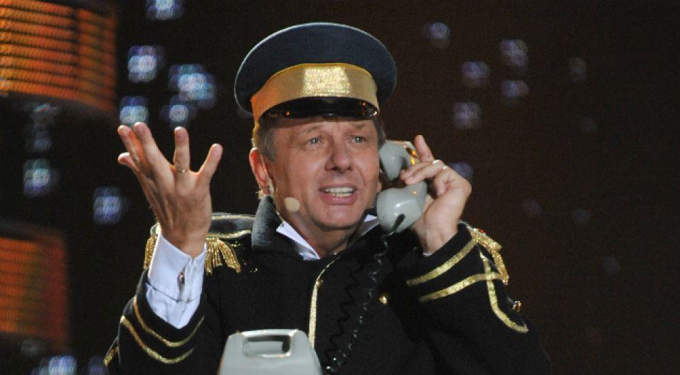 Zenon Laskowik (fot. TVP)