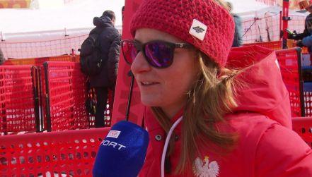 Maryna Gąsienica-Daniel: taki jest sport, trzeba to przyjąć na klatę