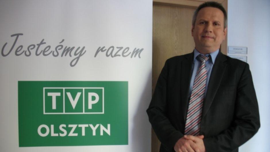 Marek Wójciak,  Okręgowy Inspektor Pracy w Olsztynie.