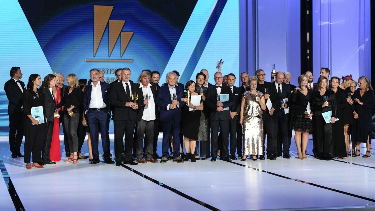 W Gdyni wręczono nagrody 43. FPFF (fot. TVP/N. Młudzik)