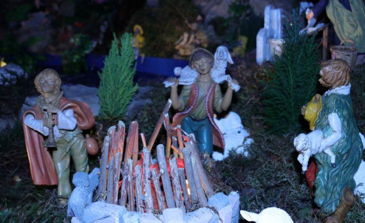 Tworzenie szopek w klasztorach to wielowiekowa tradycja. Fot. kalwaria.eu