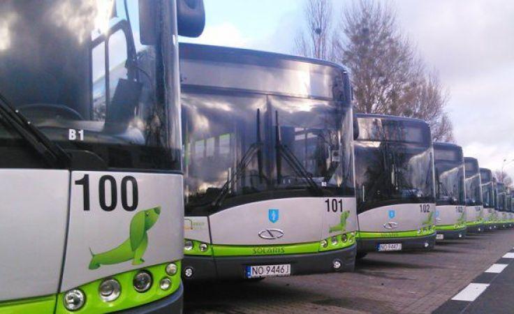 W związku z pracami na ul. Kościuszki zmienią się trasy przejazdu autobusów linii 7 i 10.