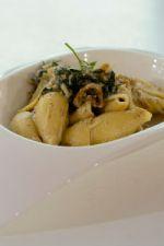 Makaron z gorgonzolą