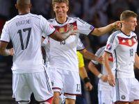 El. Euro: Niemcy krok od awansu.