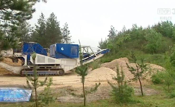 Potencjał złóż naturalnych. Geolodzy i górnicy spotkali się w Kielcach