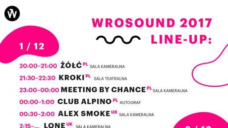 WROsound Festival