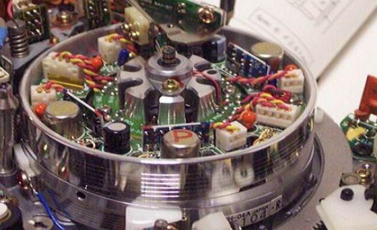 Głowica w magnetowidzie BETACAM