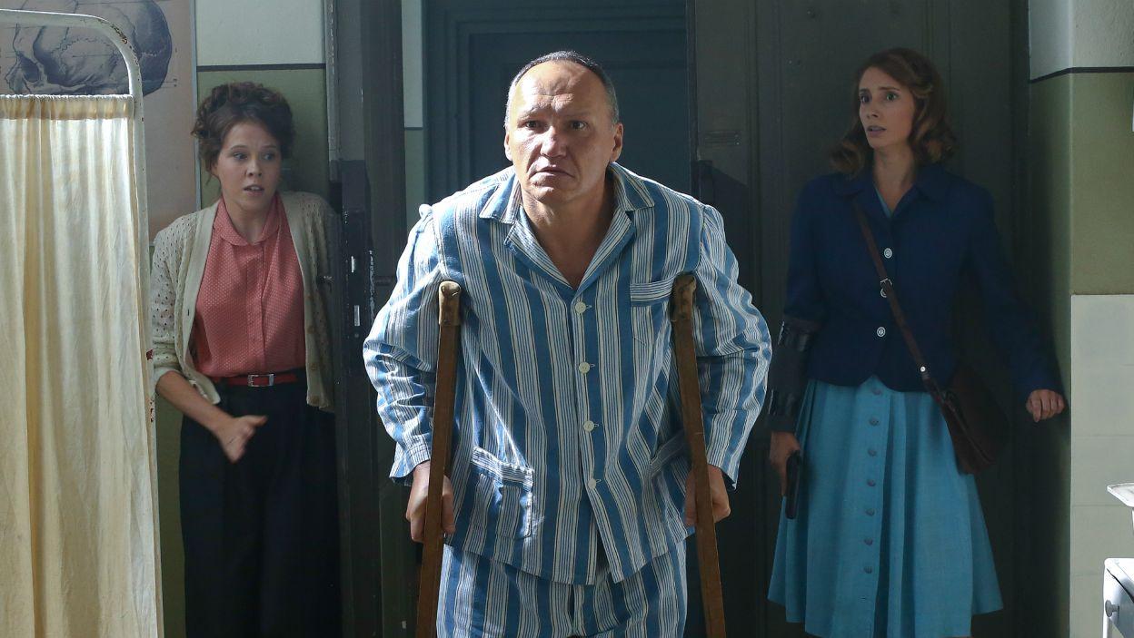 Pierwszym na liście zemsty jest Domaraszek (fot. TVP)