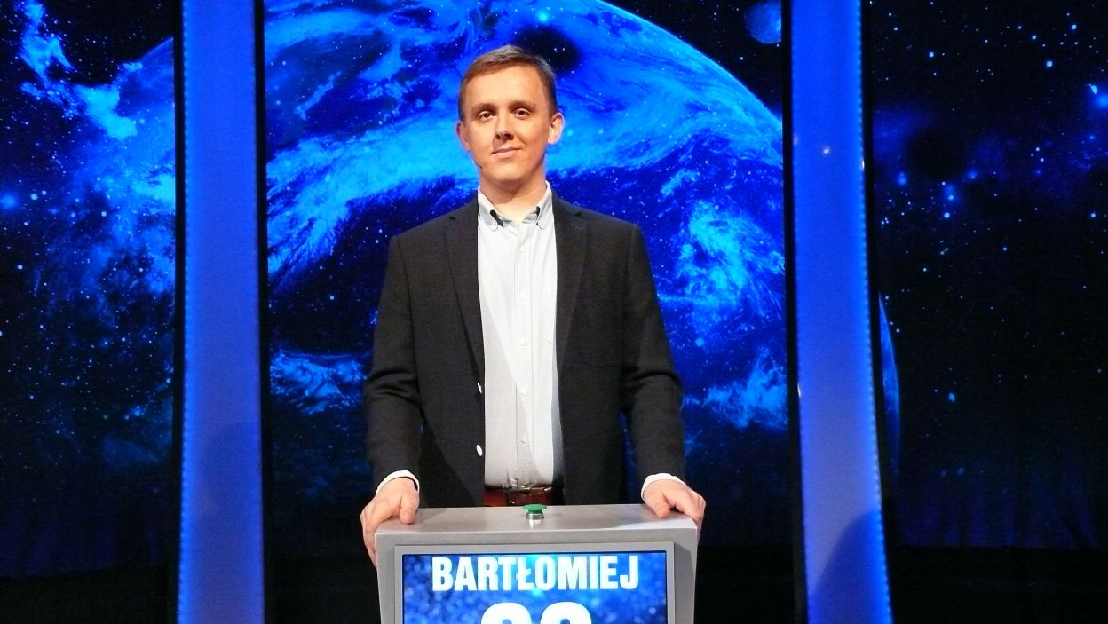 Bartłomiej Piękoś - zwycięzca 9 odcinka 100 edycji