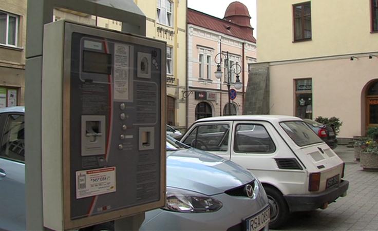 Mieszkańcy Krosna chcą w soboty parkować za darmo na Starówce.