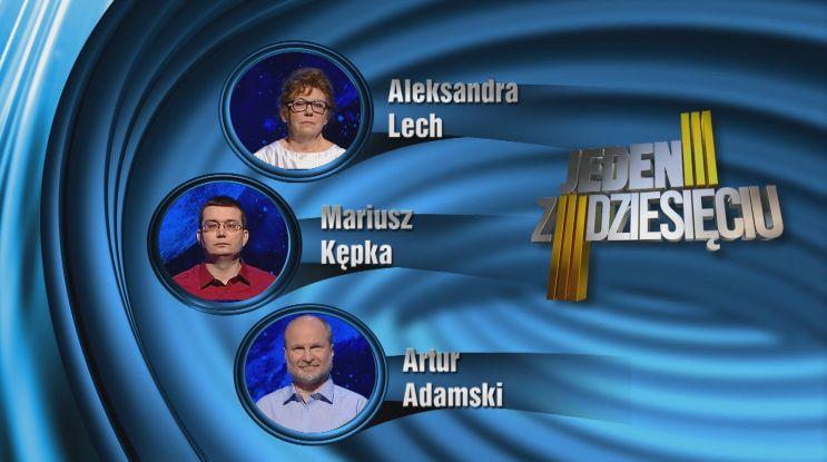 Poznaj finalistów 2 odcinka 112 edycji