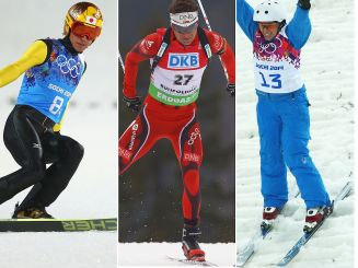 Wielcy weterani igrzysk olimpijskich w Soczi