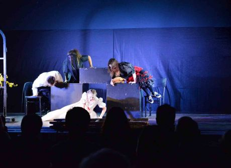 Festiwal Teatru Niemego,26.11.16, Kielce