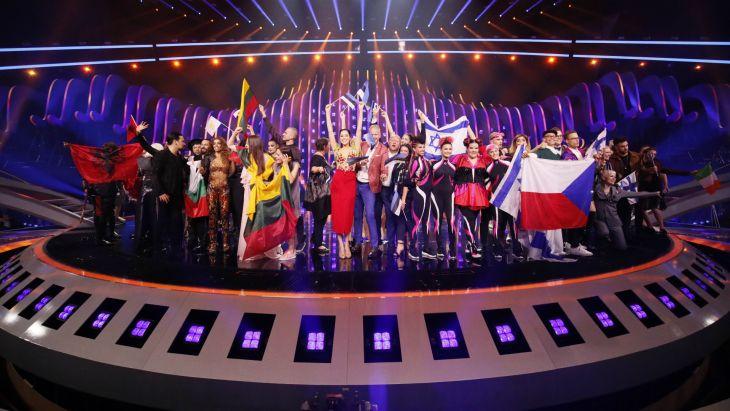 Eurowizja 2018: Pierwszy półfinał