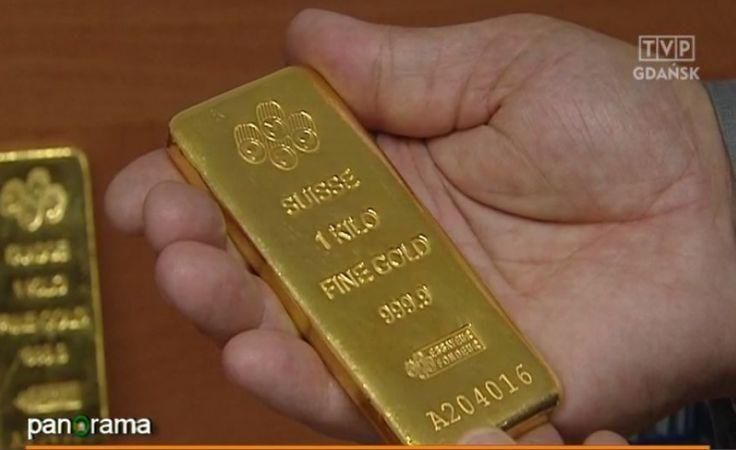 Złoto Amber Gold sprzedane
