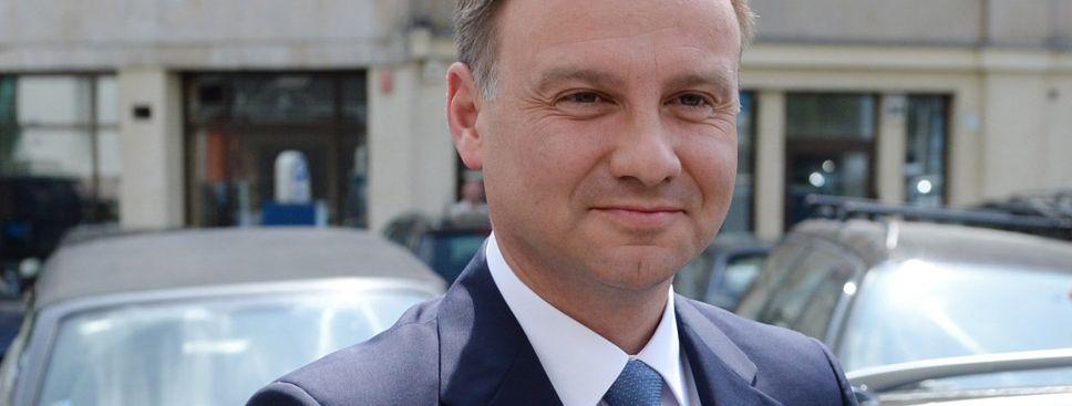 (Andrzeja Dudę poparło 51,55 proc. głosujących (fot. PAP/Jacek Turczyk)