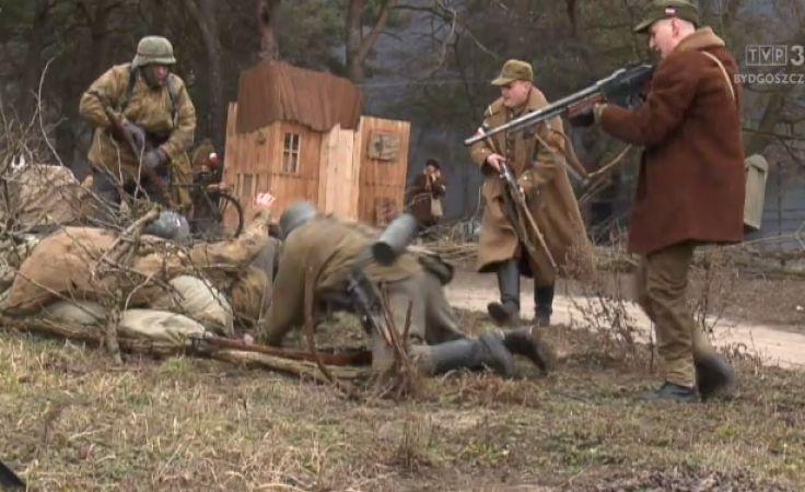 W regionie oddają honory żołnierzom wyklętym