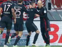Wymęczone zwycięstwo Bayernu na koniec roku