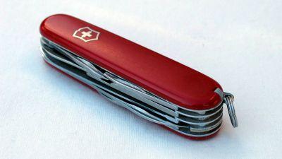 Design - Szwajcarski scyzoryk