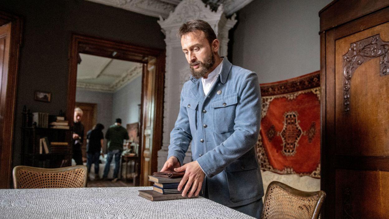 Przyszłego Marszałka zagrał Borys Szyc, ale nie był to wybór oczywisty (PAP/Grzegorz Michałowski)