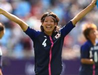 Drugie miejsce w grupie F zajęły Japonki (fot. Getty Images)