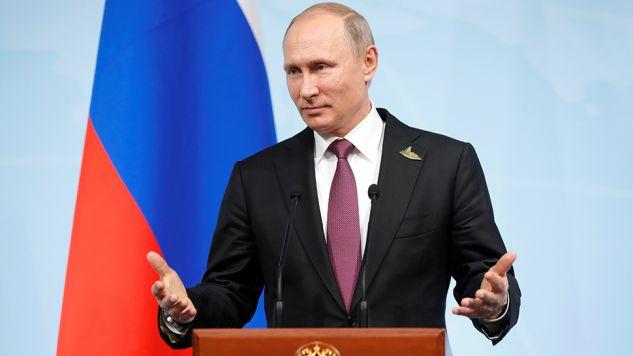 Ma to być odpowiedź Rosji na uchwalone w czerwcu poprawki do polskiej ustawy dekomunizacyjnej (fot. REUTERS/Alexander Zemlianichenko/POOL)