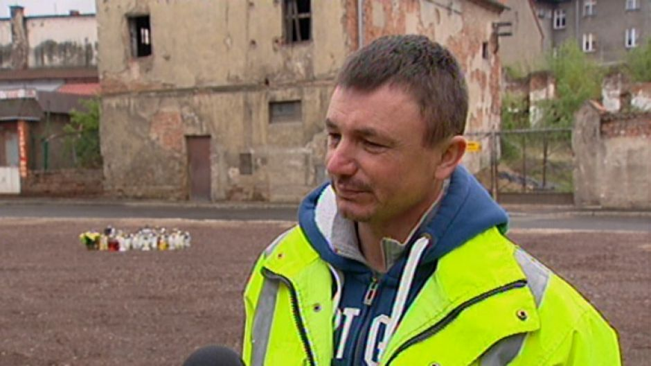 Stanisław Krzyszkowski (fot. TVP3 Wrocław)