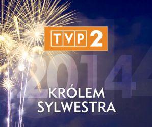 TVP 2 Królem Sylwestra!