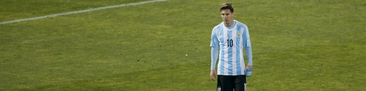 Messi vs. boski Diego