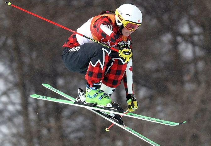 Thompson najlepsza w eliminacjach ski crossu