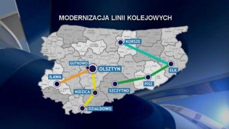 Kolej na kolej. Regionalne trasy doczekają się gruntownej modernizacji