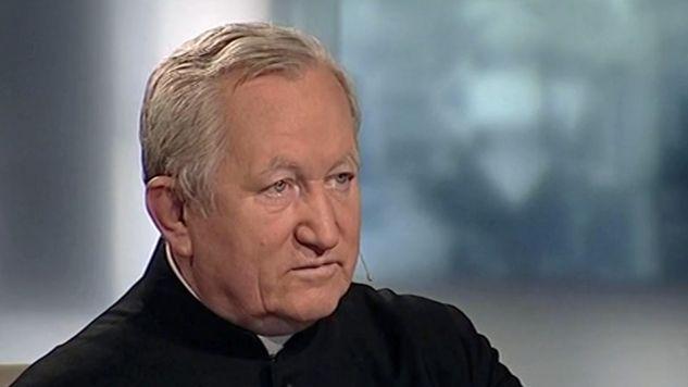 Józef Maj był m.in. kapelanem Niezależnego Zrzeszenia Studentów w PRL (fot. tvp.info)