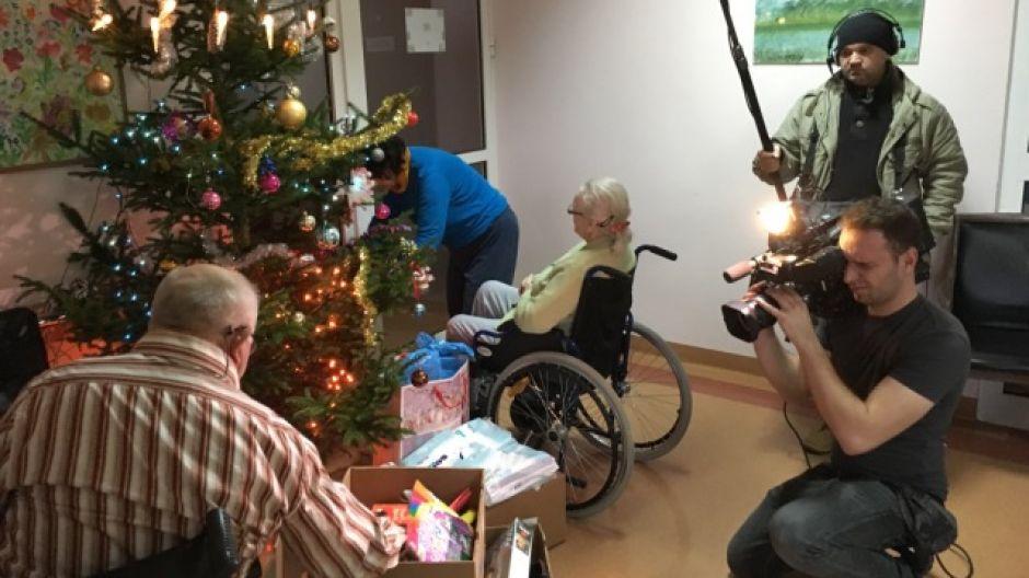 Dwie części relacji na antenie TVP3 Olsztyn 25 i 26 grudnia o 18.45