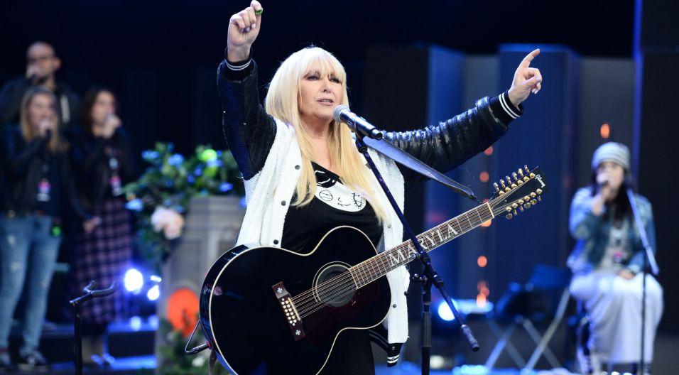 """Jest autorką takich hitów jak """"Małgośka"""", """"Niech żyje bal"""", """"Damą być"""" czy """"Sing-Sing"""" (fot. TVP/ Jan Bogacz)"""