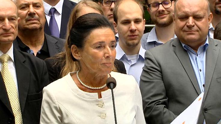 Alicja Chybicka (fot. TVP3 Wrocław)