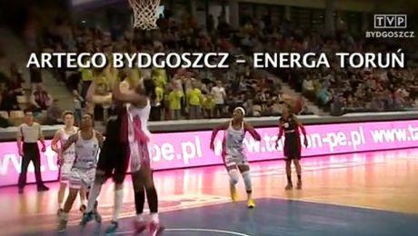 Derby Artego - Energa w TVP Bydgoszcz