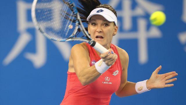 Pekin: mecz przełamań dla Radwańskiej
