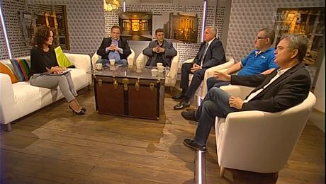 Debata TVP3 Łódź i Radia Łódź 12.06.2017