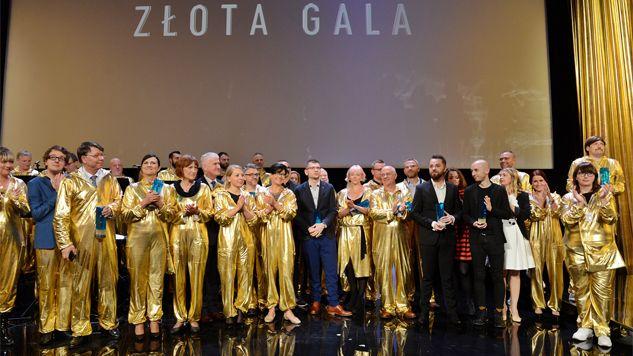 Nagrody są wyróżnieniem za pracę osób i instytucji niezwiązanych z produkcją filmów (fot. Marcin Kułakowski/PISF)