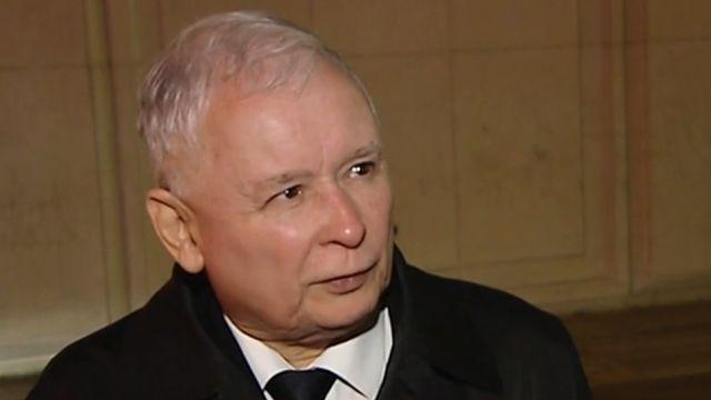 """""""Droga do porozumienia jest otwarta"""". Jarosław Kaczyński dla TVP Info o spotkaniu z Andrzejem Dudą"""
