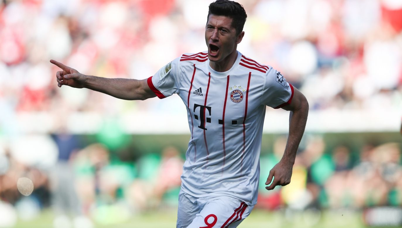 Robert Lewandowski (fot. Getty Images)
