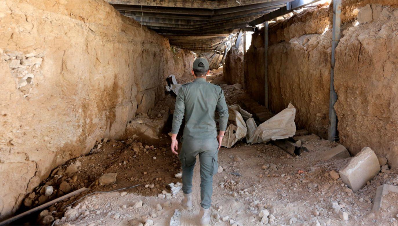 Istnieje podejrzenie, że reżim Asada użył broni chemicznej w Dumie (fot. PAP/EPA/YOUSSEF BADAWI)