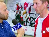 Maciej Bodnar: nie mogłem zejść z trasy...