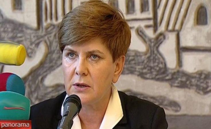 Beata Szydło chce rozszerzenia referendum