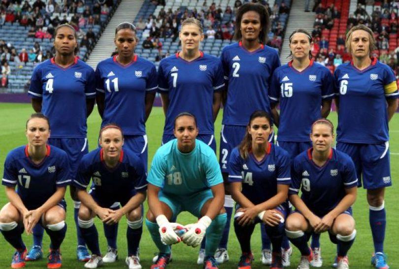Francuzki zajęły drugie miejsce w grupie G (fot. Getty Images)