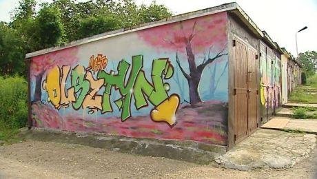 Promując sztukę tworzoną na ulicy, ubarwiają dzielnice miasta